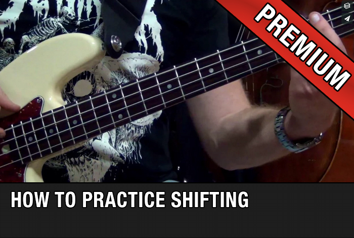 How to Practice Shifting