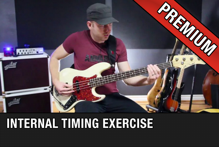 Internal Timing Exercise
