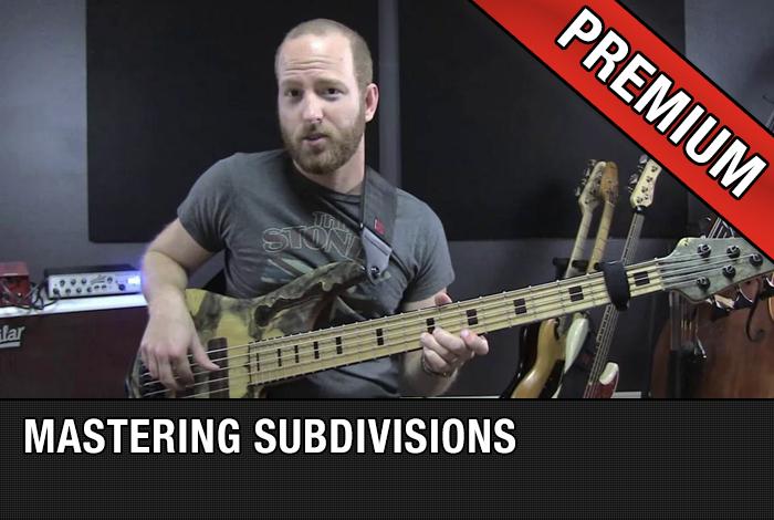 Mastering Subdivisions